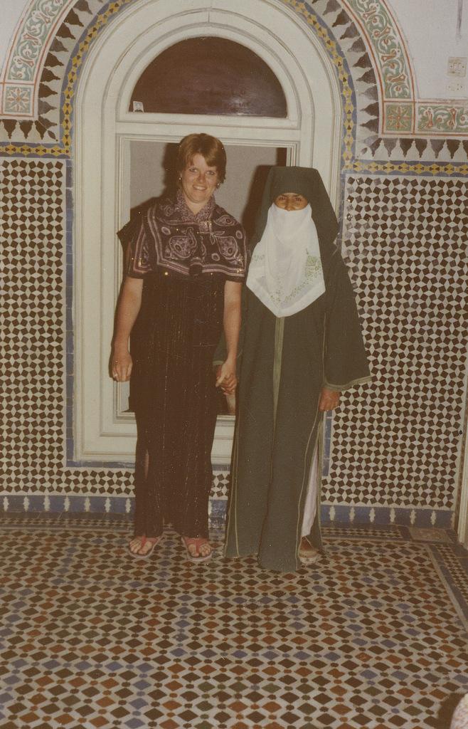Martha and Fatima