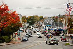 Main Street, Wolfeboro photo from www.wikipedia.com