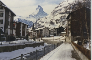 "Oh! The Places I've Been – ""Z"" is for ZERMATT"
