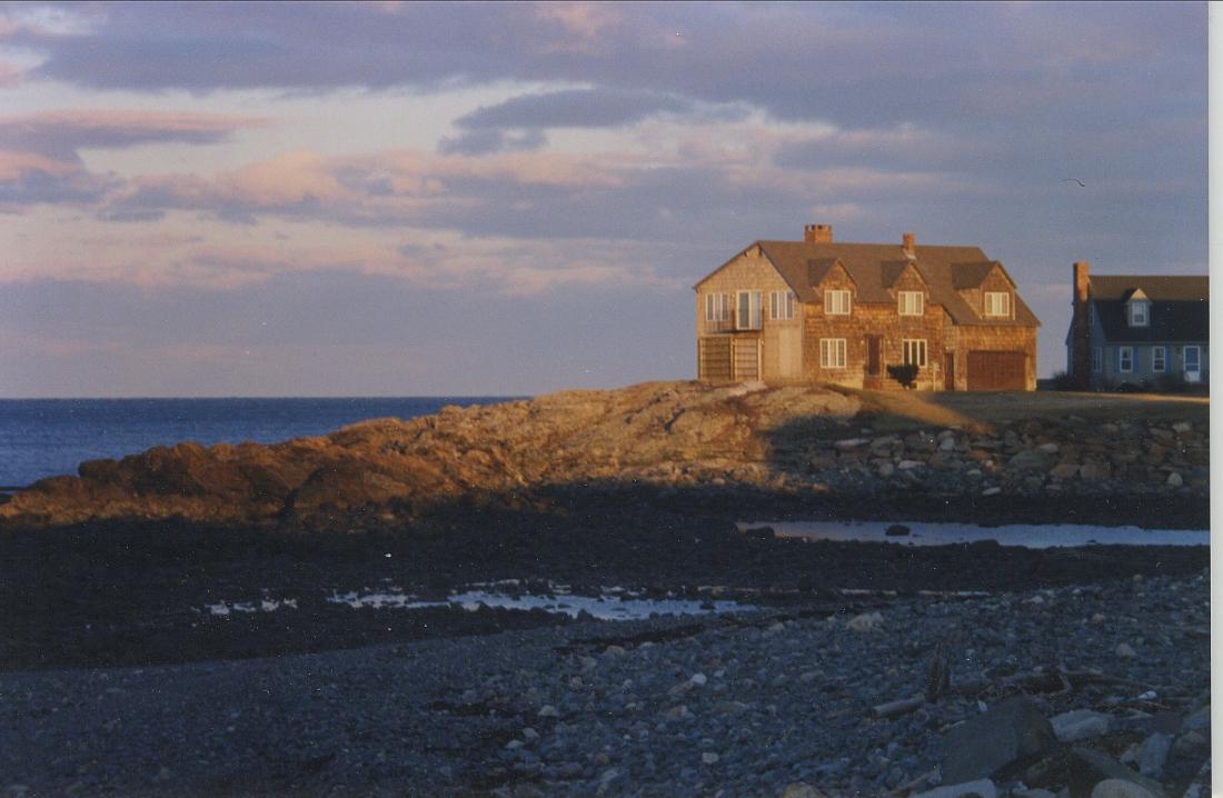 Perkins Cove, Ogunquit, Maine - photo by M. Reynolds