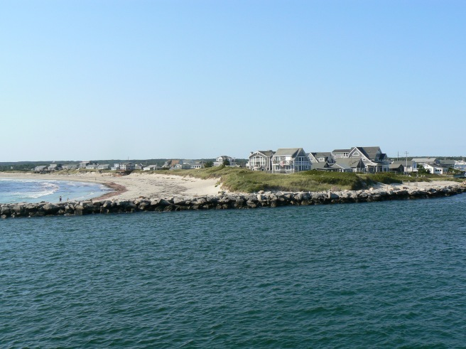 East Matunuck Beach and Jerusalem  photo by M. Reynolds