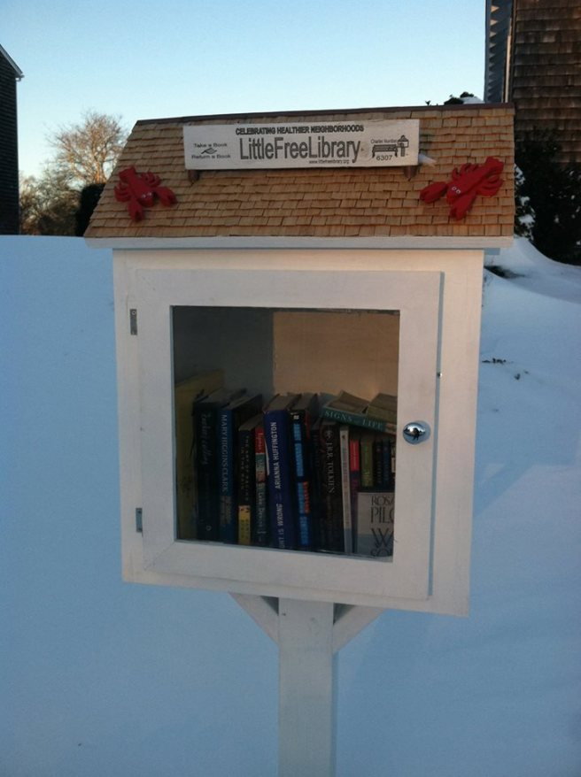 Little Free Library - Snug Harbor