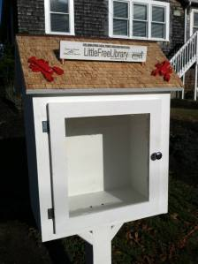 The Little Free Library