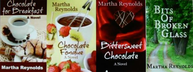 Martha Reynolds - books