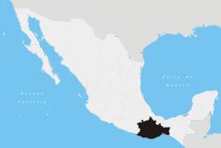 Oaxaca, within Mexico  www.wikipedia.com