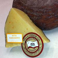 Sonoma Jack with habanero - Photo from Vella Cheese Company