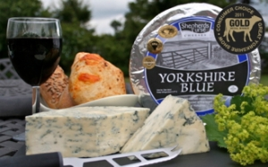 "Smile and Say……""Y"" is for Yorkshire Blue"