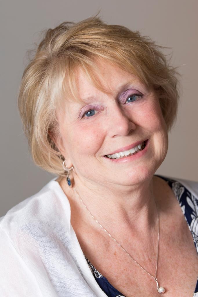 Author Nan Reinhardt