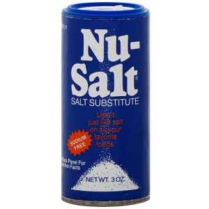 Lose the Salt!