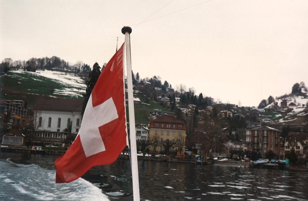 On Lake Lucerne