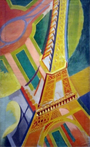 Delaunay, Tour Eiffel, 1926
