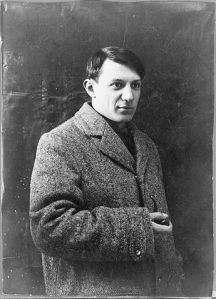 Picasso in 1908