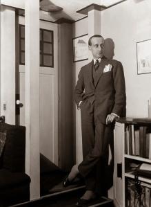 Robert Mallet-Stevens in 1924