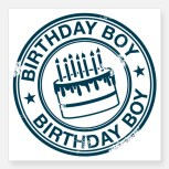 birthday_boy_dark_blue_square_sticker_3_x_3