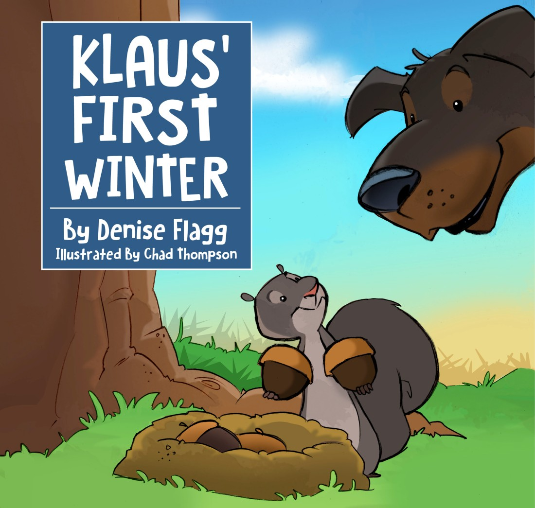 Klaus's First Winter Flagg