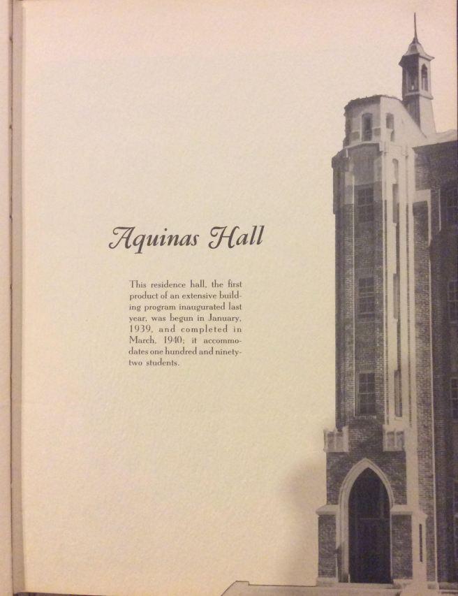 Aquinas 1940