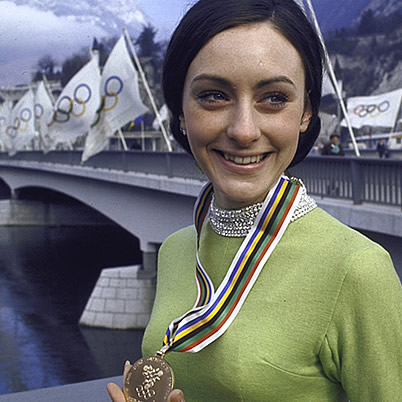Grenoble Peggy Fleming