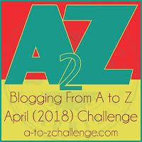 A to Z badge 2