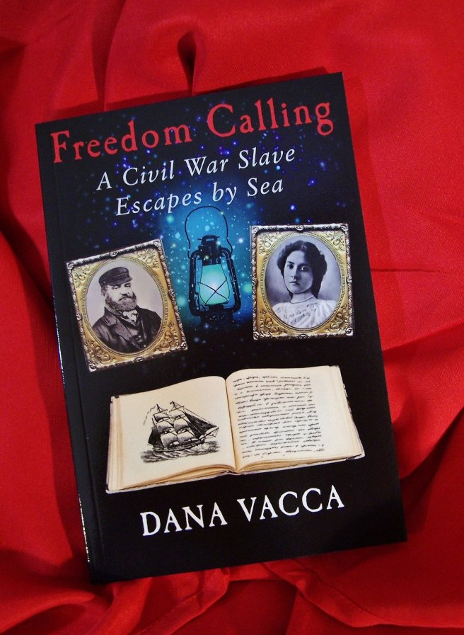 Freedom Calling Dana Vacca