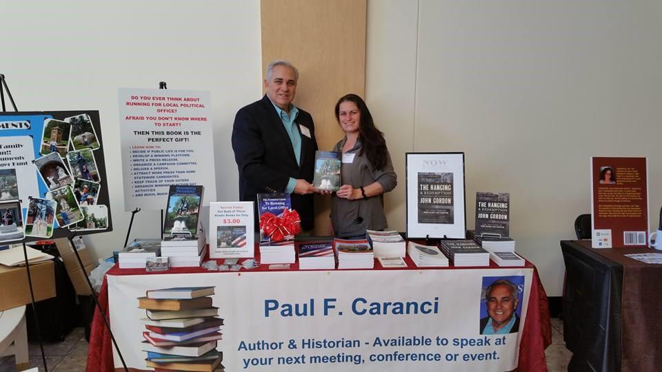 Paul and Heather Caranci