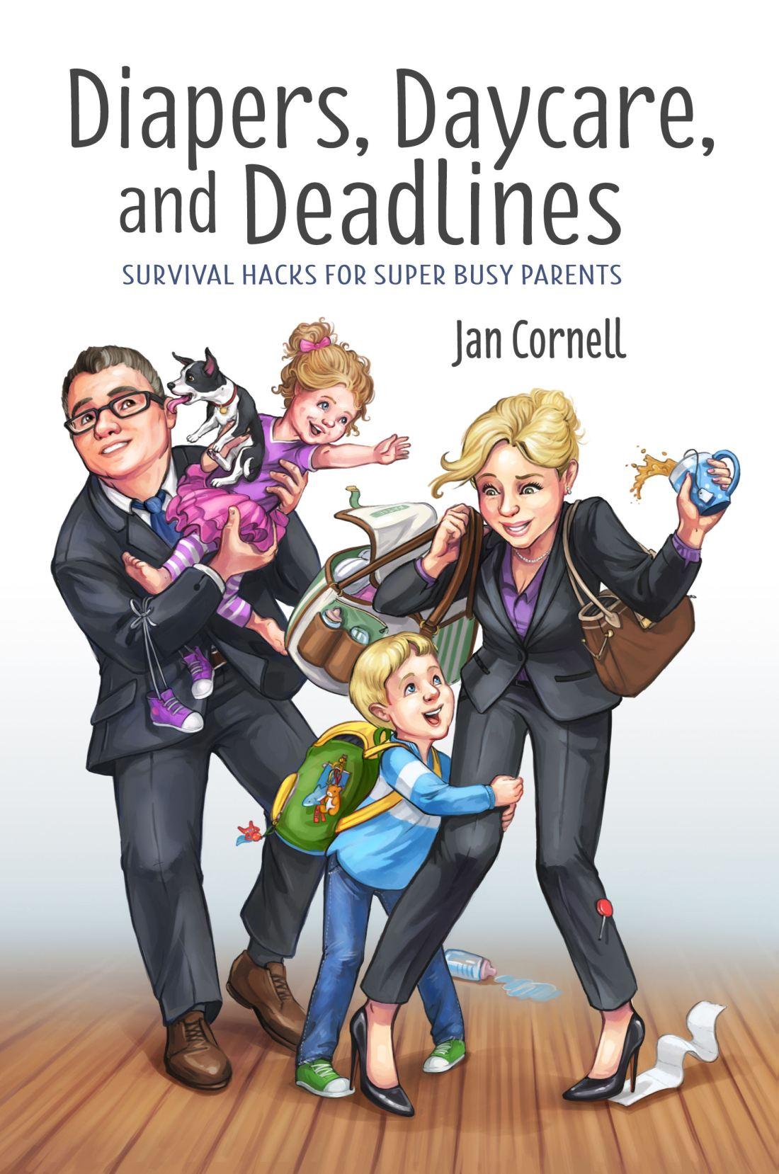 Jan Cornell book cover