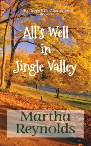 Cover All's Well in Jingle Valley SERIES Book 3