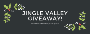 JINGLE VALLEY GIVEAWAY!