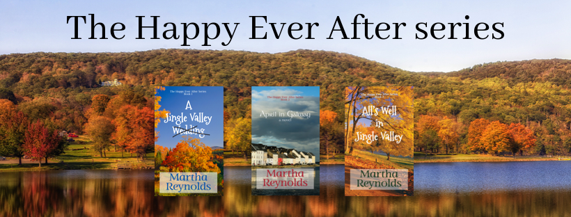 The Happy Ever After series #8